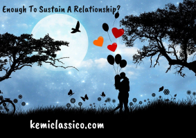 Is Love Enough To Sustain A Relationship?